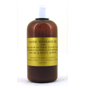 Golden EMU Oil Exotic Massage Oil