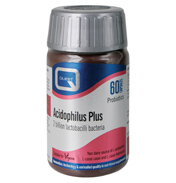 Quest Acidophilus Plus 120 Capsules