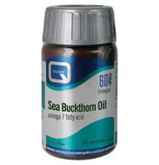 Quest Sea Buckthorn Oil 120 Capsules