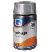 Quest Vitamin A & D3
