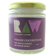 Raw Health Organic Virgin Coconut Oil 200ml