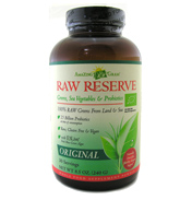 Raw Reserve Green 240g