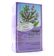 Salus Herbal Tea Bags- Sage  (15 Pack)