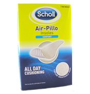 Scholl Air-Pillo Latex Foam Comfort Insoles (1…