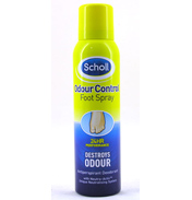 Scholl Odour Control Foot Spray 150ml