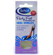 Scholl Party Feet Heel Shields 1 PAIR