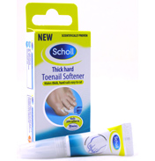 Scholl Thick Hard Toenail Softener 5ml