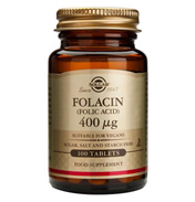 Folic Acid 400mg