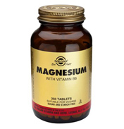 Solgar Magnesium plus Vitamin B6 100 tablets