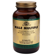 Solgar Male Multiple 60 tablets