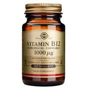 Solgar Vitamin B12 1000ug 250 Nuggets
