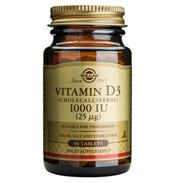 Solgar Vitamin D3 Cholecalciferol 1000ui 90…