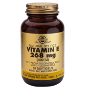 Vitamin E 268mg Softgels