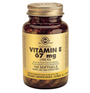 Vitamin E 67mg Softgels