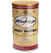 Whey to Go Protein Powder
