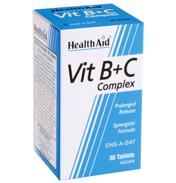 Vitamin B & C Complex