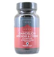 Dandelion, Arichoke & Cysteine Complex