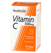 Vitamin C 500mg Chewable