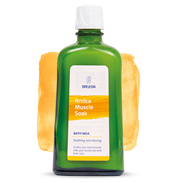Arnica Muscle Soak Bath Milk