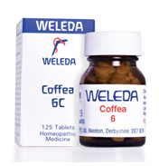 Weleda Coffea 6c 125 tablets