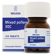 Weleda Mixed Pollen 30c 125 tablets
